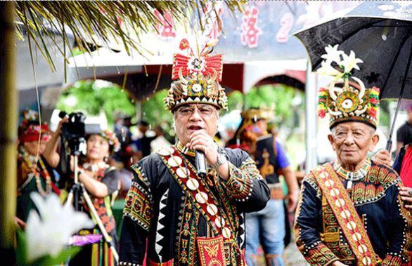 從文化與感恩出發的部落小米祭