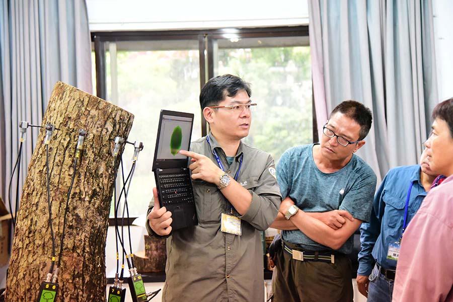 1090525與林育局共同舉行森林健康檢測人才培訓01